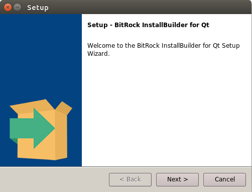 BitRock InstallBuilder for QT Enterprise v19.4.1